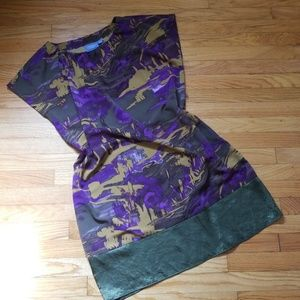 5/$25 Simply Vera Vera Wang Boxy Dress L